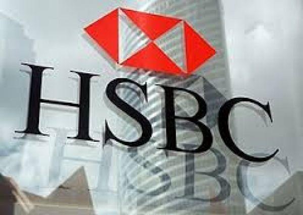 Lucro global do HSBC fica em US$ 4,3 bi trimestre