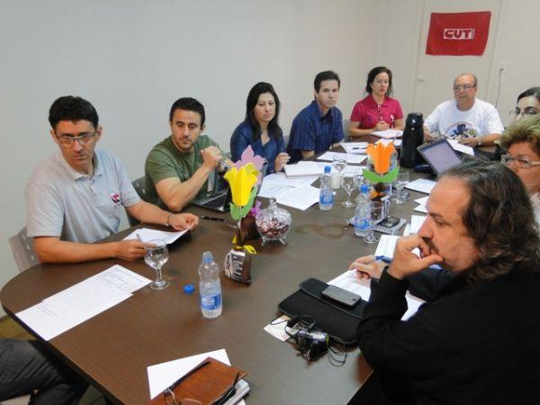 Conselho Político do Pactu se reuniu em Toledo