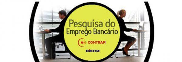 Bancos geram 18.167 empregos até setembro, aponta pesquisa Contraf/Dieese