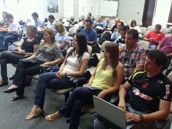 Reunião Ampliada COE BRADESCO