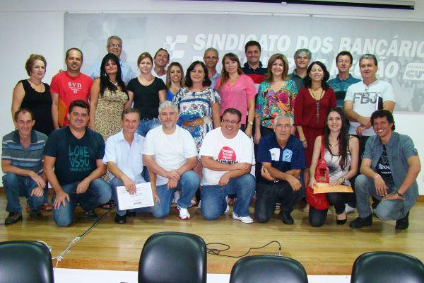 Encontro Estadual do Bradesco discute Minuta Específica/2013