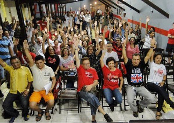Força da greve arranca proposta com conquistas históricas no Banpará