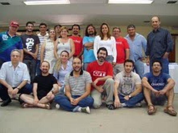 Diretores do Pactu participam de formação na Escola Sul