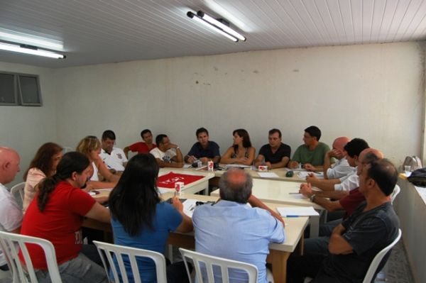 Dirigentes sindicais do Itaú discutiram eleições do Funbep