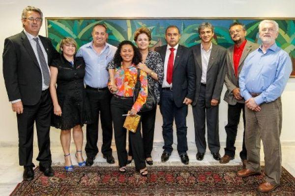 Dilma acata proposta da Contraf-CUT de conferência sobre sistema financeiro