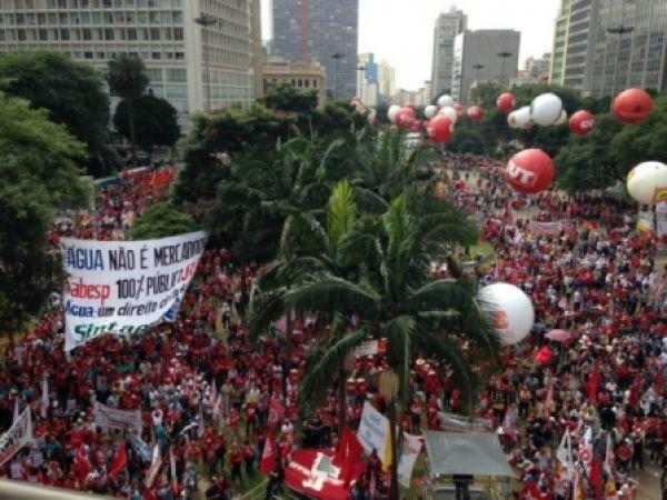 Em defesa de direitos, CUT anuncia dia nacional de paralisação para 29 de maio