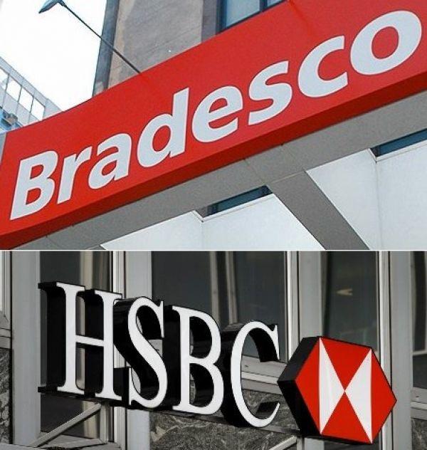 Bradesco e HSBC divulgam aprovação da transferência do controle das operações do HSBC Brasil p/ Bradesco