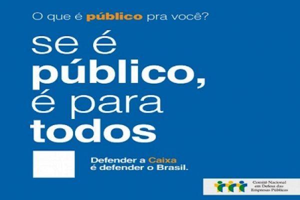 Estratégia da Caixa é privatizar sem ter de recorrer a leilões, alerta Rita Serrano