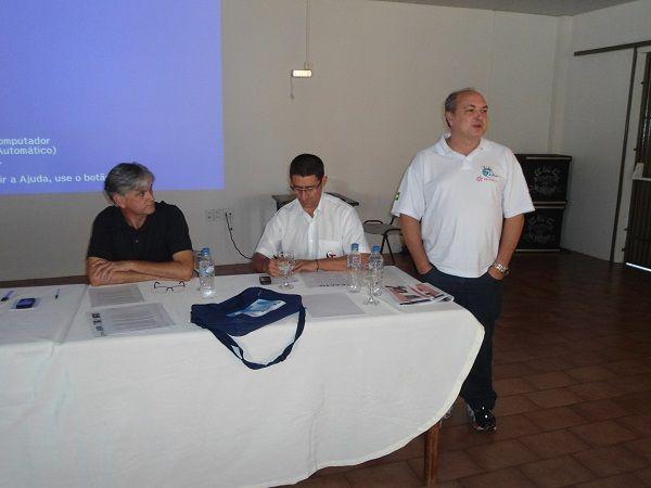 Sindicato de Toledo recebeu reunião da Direção Executiva da Fetec-CUT/PR