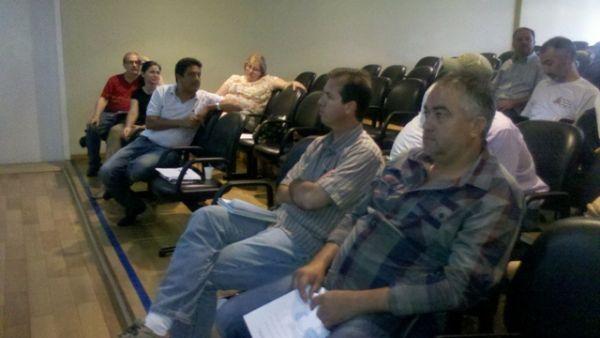 Dirigente do Pactu participou de reunião da Direção Estadual da CUT