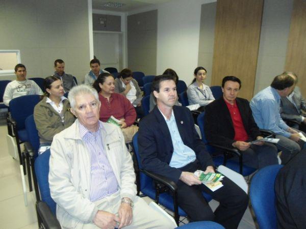 Sindicato dos Bancários participou do lançamento do Dia do Desafio em Umuarama