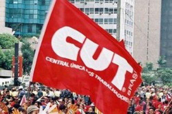 CUT na ruas de todo o Brasil em defesa da classe trabalhadora