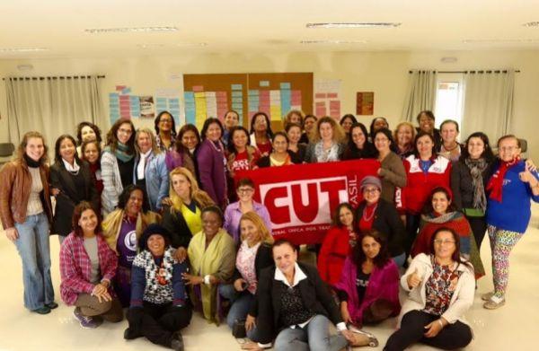 CUT faz formação feminista de olho na paridade