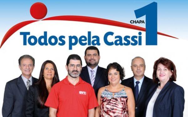 Começa hoje a eleição na Cassi. Pactu apoia Chapa 1