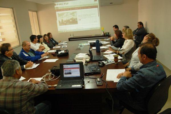 Sindicatos do Pactu se reuniram em Umuarama