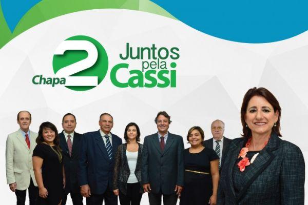Contraf-CUT apoia Chapa 2 Juntos pela Cassi. Eleição começa dia 11 de abril