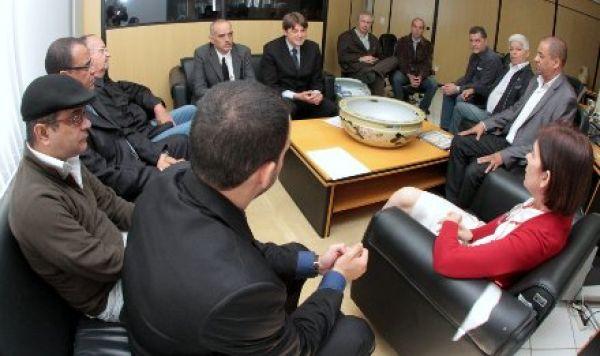 Contraf-CUT discute segurança com nova coordenadora da CCASP da PF