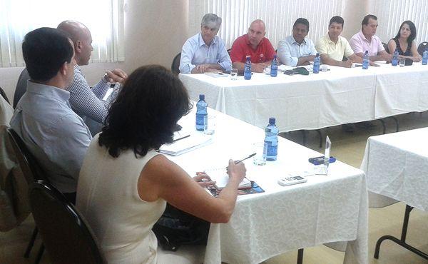 Dirigentes sindicais se reúnen com Itaú em Curitiba