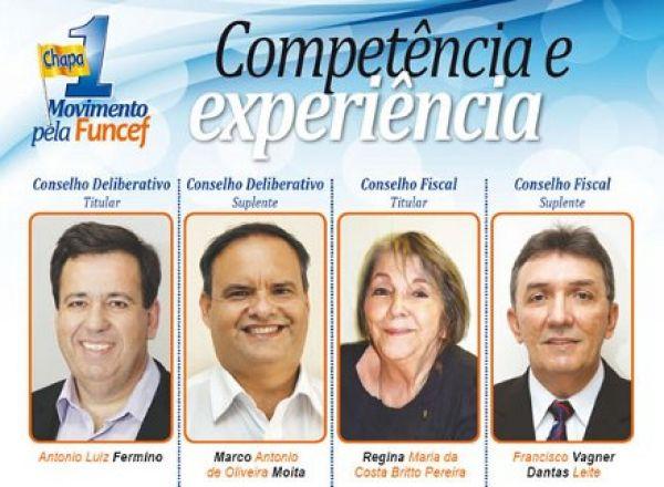 Apoiada pela Contraf-CUT, Chapa 1 vence eleições para Conselhos da Funcef