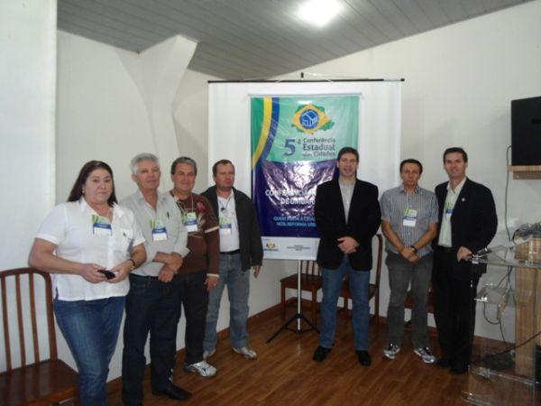 Seeb Umuarama participou da 5ª Conferência Estadual das Cidades, etapa de Umuarama