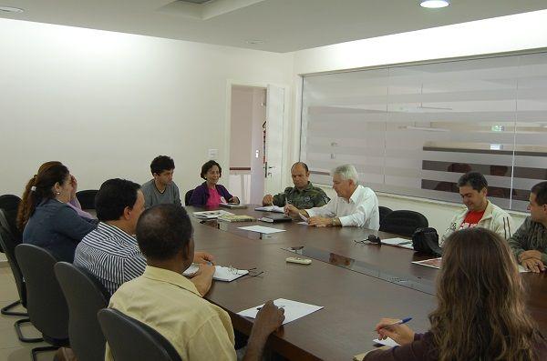 Sindicato de Umuarama promoveu reunião preparatória para a Conferência Municipal do Meio Ambiente