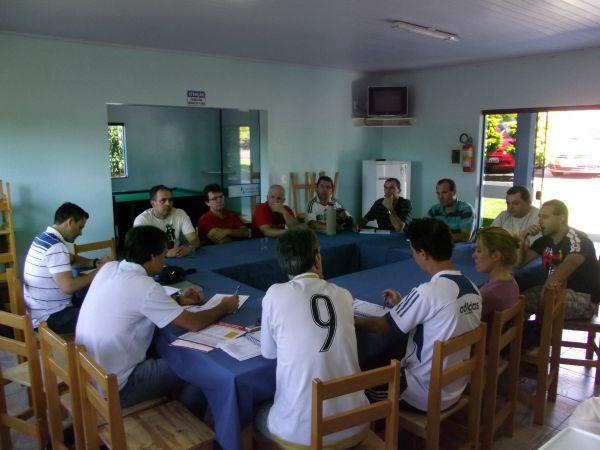 Reunião de Diretoria SEEB Guarapuava