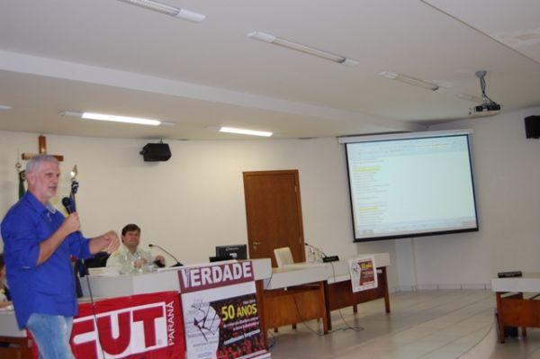 Comissão Estadual da Verdade realizou Audiência Pública em Umuarama