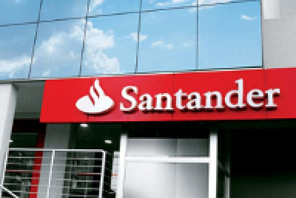 Santander envia comunicado de que caixas não podem ter metas individuais