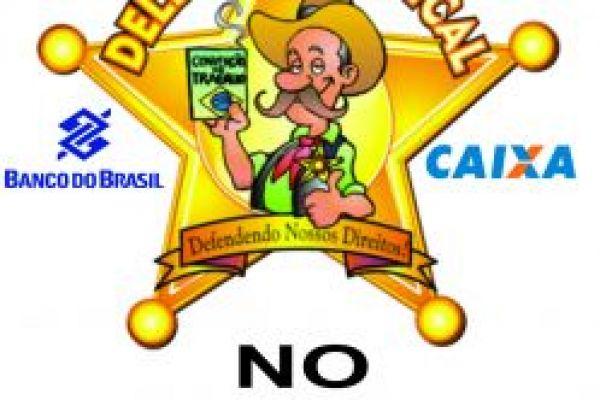 Inscrições para a eleição de delegados sindicais do BB e da Caixa já estão abertas