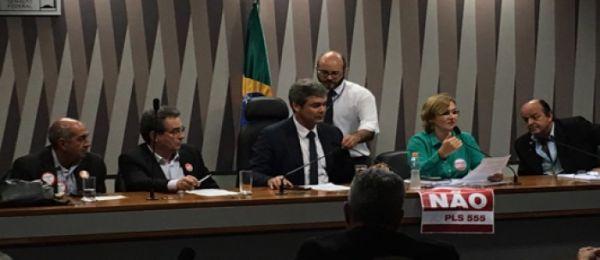 Semana começa com mobilização contra aprovação dos projetos 4918 e 268 em Brasília