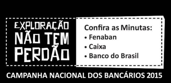 Confira íntegra das minutas BB, Caixa e Fenaban