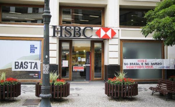 HSBC suspende demissões enquanto durar negociação que segue amanhã