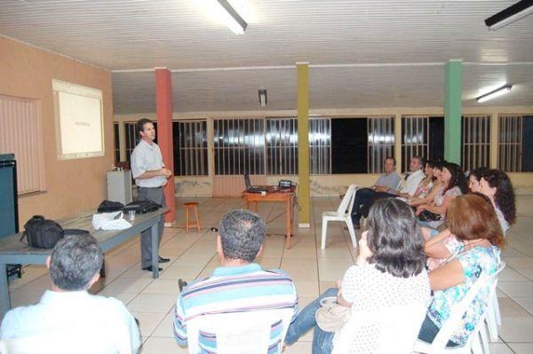 Sindicato de Umuarama promoveu nova reunião sobre o Funbep