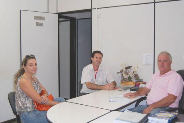 Sindicato de Umuarama apresenta projeto de segurança bancária para a Câmara de Terra Roxa