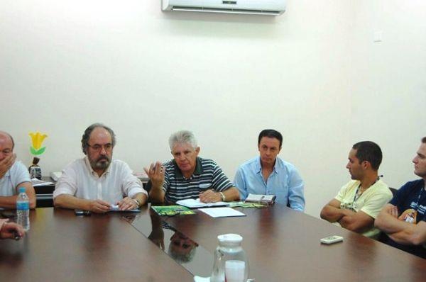 Realizada a primeira reunião para organização da 12ª Caminhada Ecológica de Umuarama