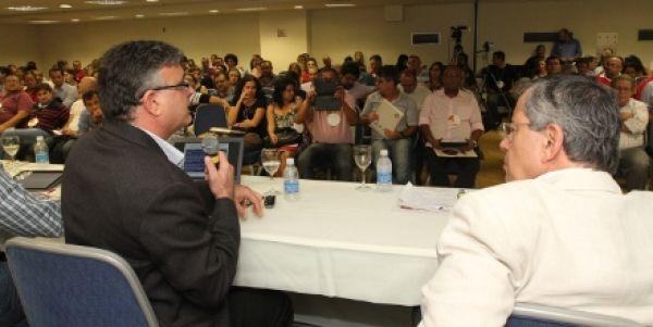 Encontro do Macrossetor discute Estado como indutor do desenvolvimento