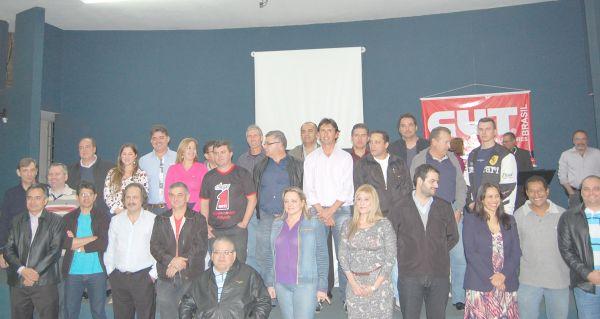 Em Paranavaí sindicato realiza cerimonia de posse da nova direção