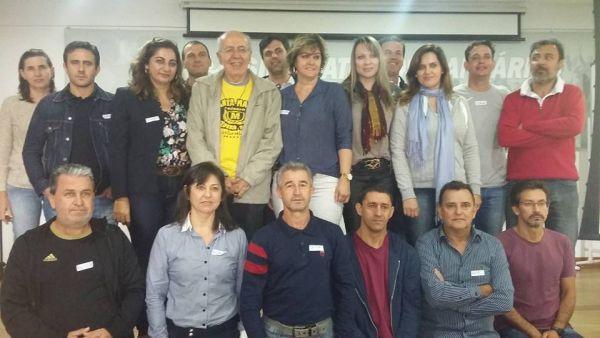Dirigentes dos sindicatos do Pactu participam de curso sobre comunicação
