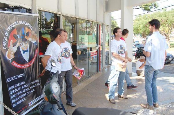 Sindicato de Umuarama fez lançamento da Campanha Nacional 2012 nesta terça