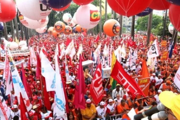 Centrais sindicais emitem nota conjunta em defesa dos direitos e do emprego