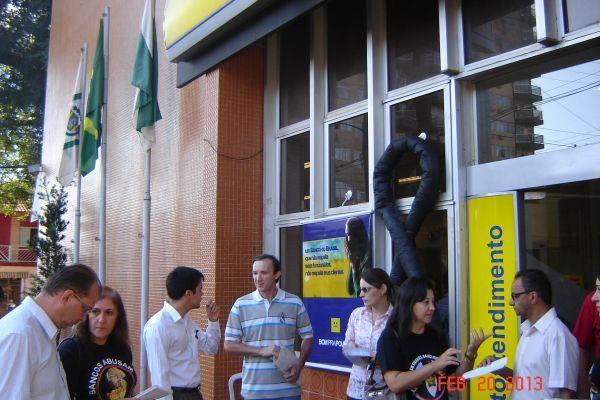 Comando Nacional orienta paralisações no Banco do Brasil na quarta 20