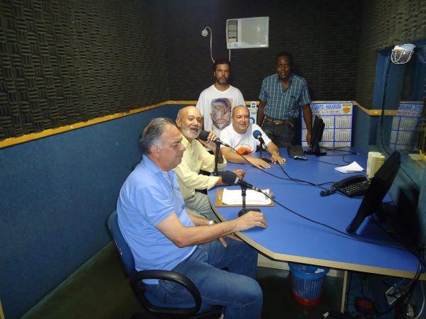 Sindicato de Paranavaí participa de programa semanal de rádio