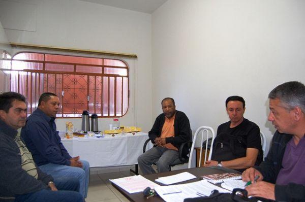 Sindicato de Umuarama participou da reunião da CUT Regional Noroeste