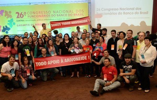 Justiça determina que Banco do Brasil reintegre Arivoneide