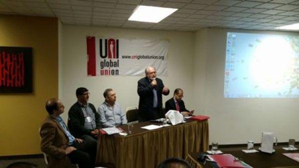 Contraf participa de seminário internacional em defesa dos Bancos Públicos