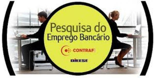 Setor Bancário fechou 6.003 postos de trabalho