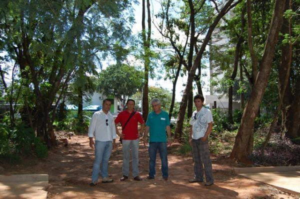 Sindicato de Umuarama participou de visita de ambientalistas ao Bosque dos Xetás