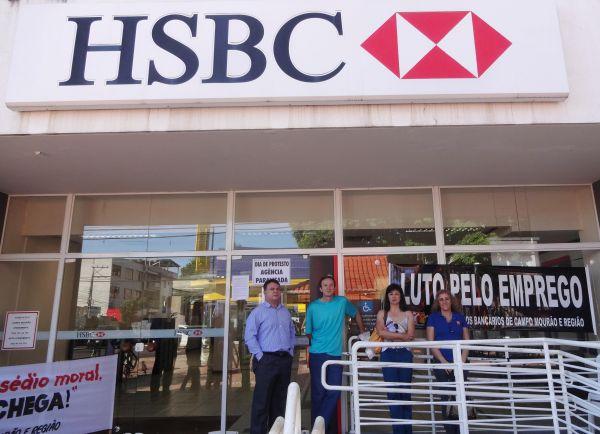 HSBC mantém suspensão das demissões e irá rever dispensas irregulares