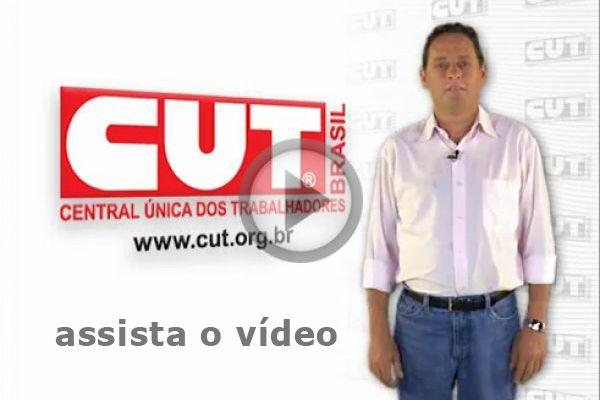 Plebiscito pelo fim do Imposto Sindical, assista o vídeo