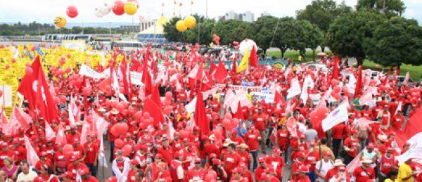 Contraf chama bancários a participar do dia nacional de mobilização da CUT